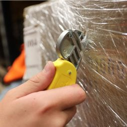 GR8 Pro Yellow Cutting Plastic Packaging