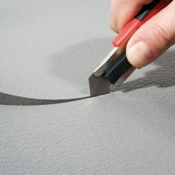 AutoSlide Cutting Foam Safely