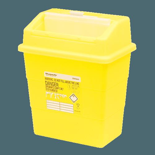 13L Sharps Waste bin