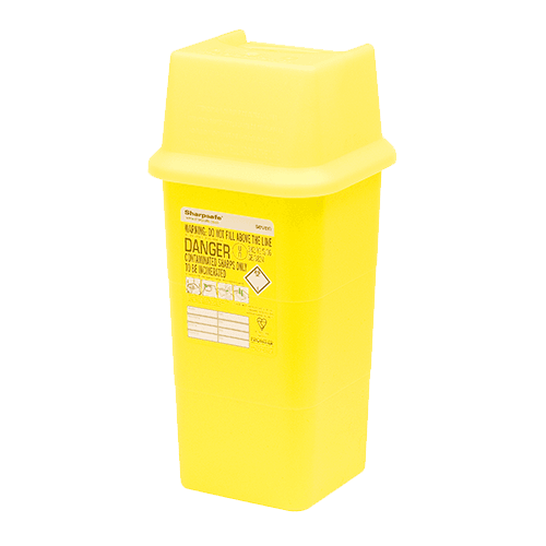 7L Sharps Container